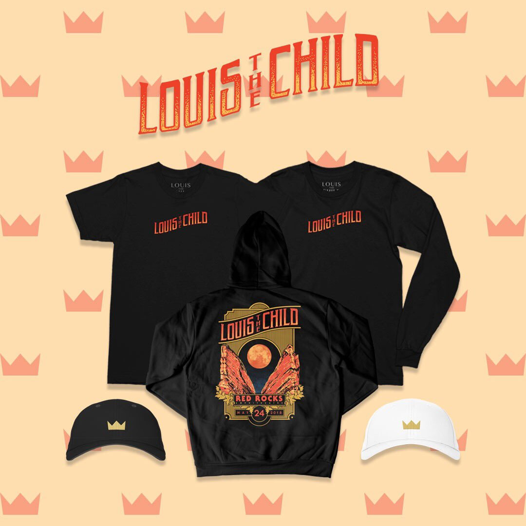 Louis على تويتر We Made Some Exclusive Merch For Red Rocks