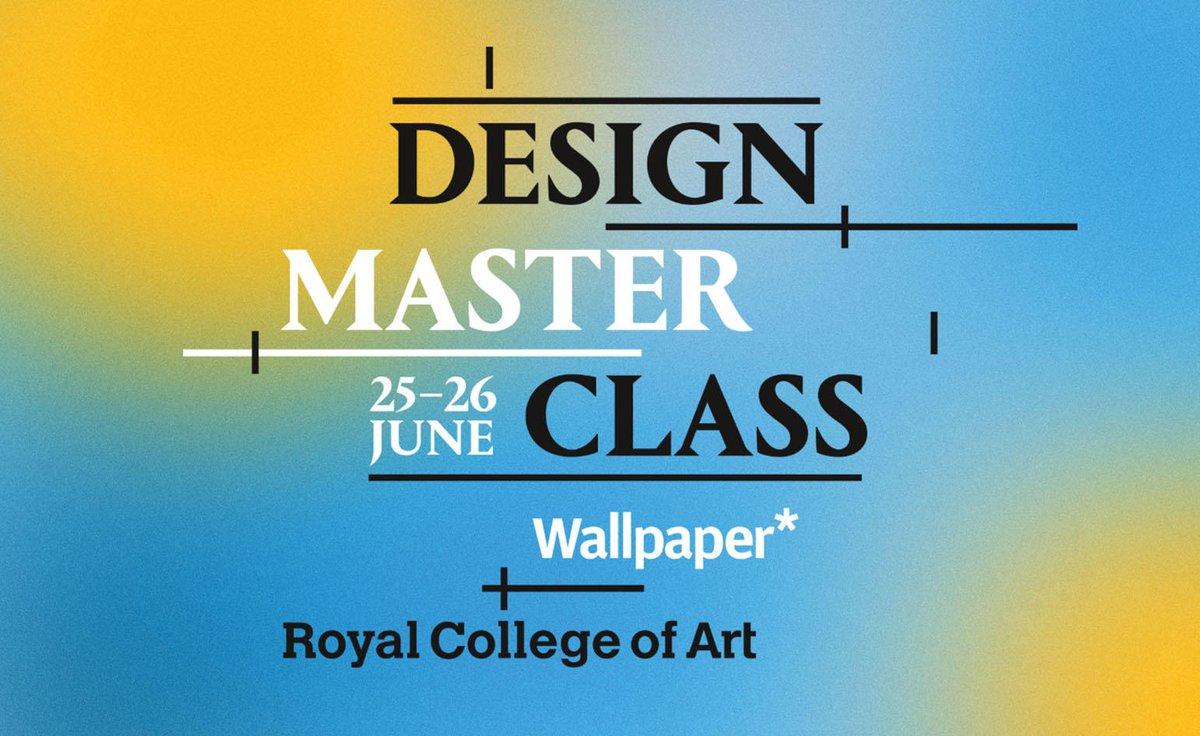 Wallpaper On Twitter Become A Wallpaper Rca Design Masterclass