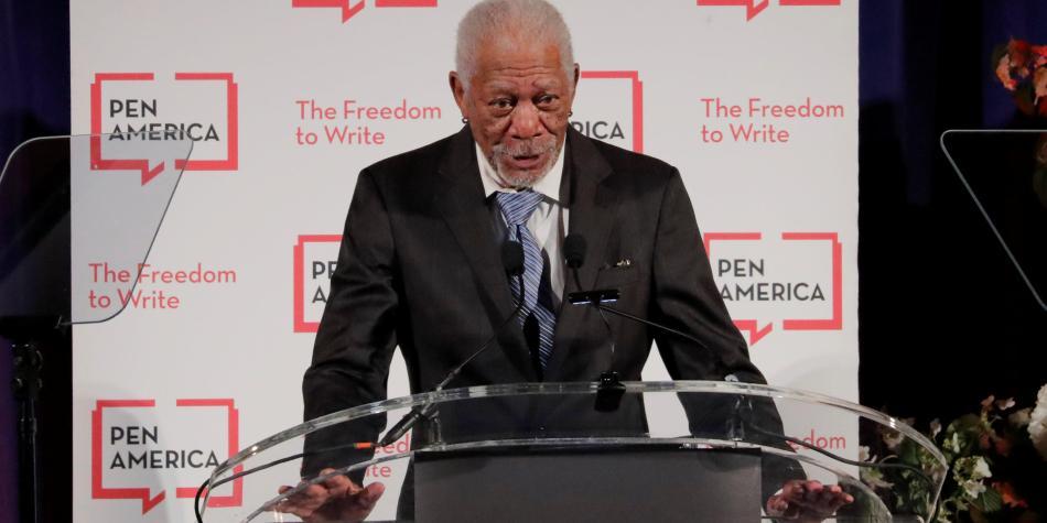 Ocho mujeres denuncian al actor Morgan Freeman por acoso sexual  https://t.co/pbS92WbTVX
