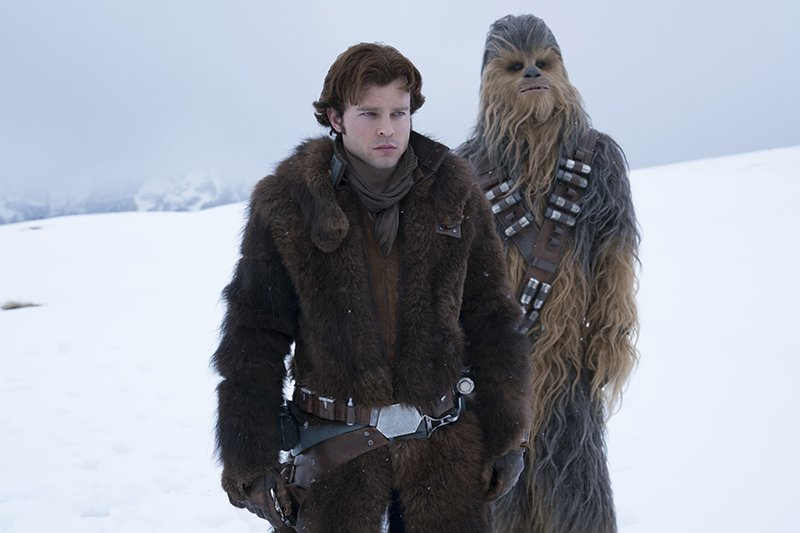 Here's why Solo: A Star Wars story's 'opening crawl' is so unusual #StarWars #Solo #SoloMovieMohttps://t.co/NH1m1WJiqjvie