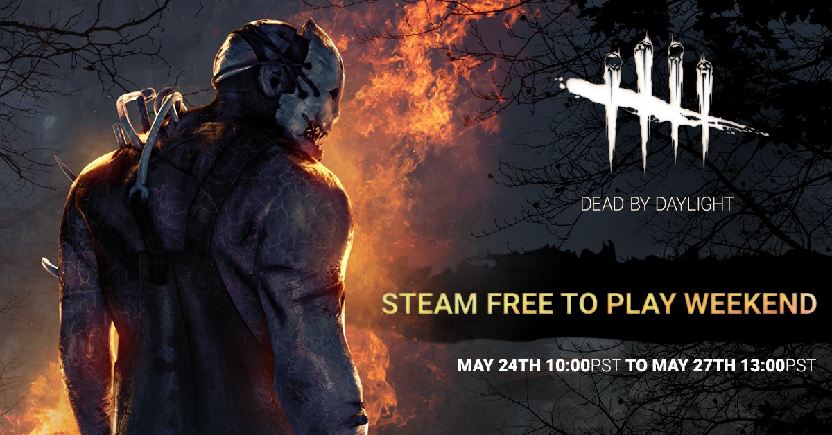 Dead by daylight play with friends | Survive With Friends  2019-04-16