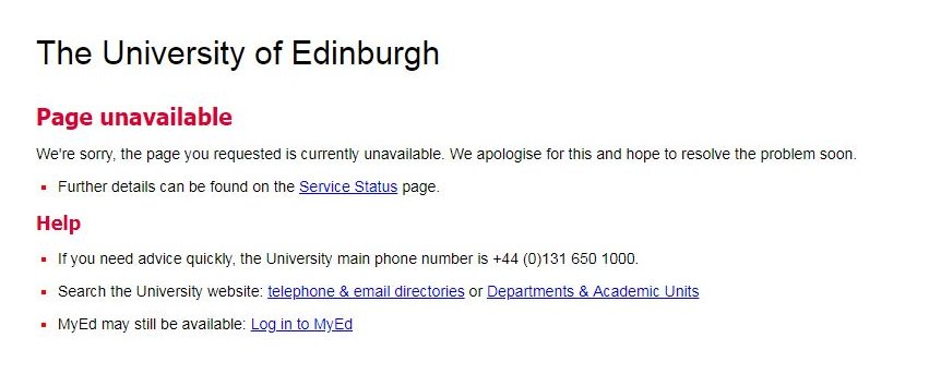 University of Edinburgh Main Library on Twitter: