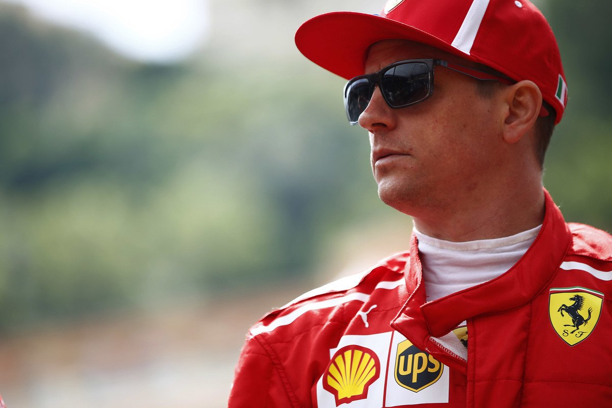Kimi: This first day was not too bad
