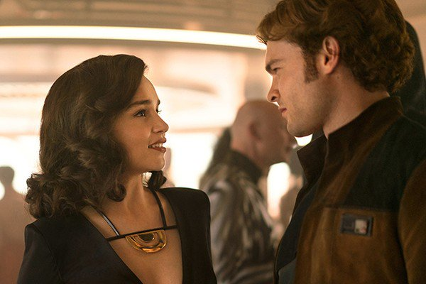 There's some very weird #StarWars history behind Emilia Clarke's #Solo character name https://t.co/B5FG7WHo1H
