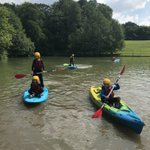 Year 6 had a beautiful, sunny afternoon for their water sports activities and suffice to say there were a lot of soggy children and teachers come the end of the sessions! They all thoroughly enjoyed learning to paddleboard and chasing each other around the lakes. #LongacreLife