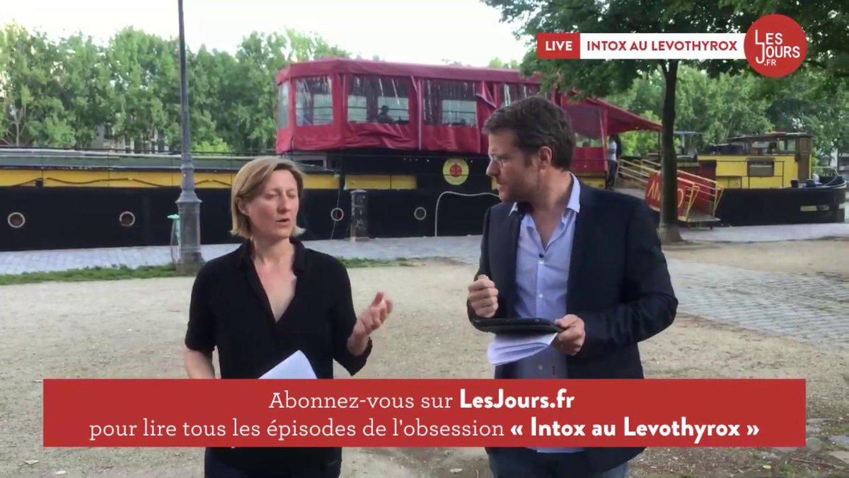 Image for the Tweet beginning: La nouvelle formule du #Levothyrox