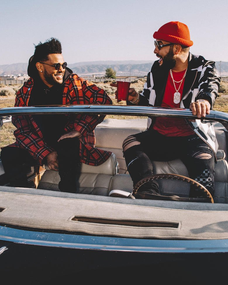 You need to listen to @reBELLYus and @theweeknds new single, 'What You Want': https://t.co/x2SZxT20LG 💥