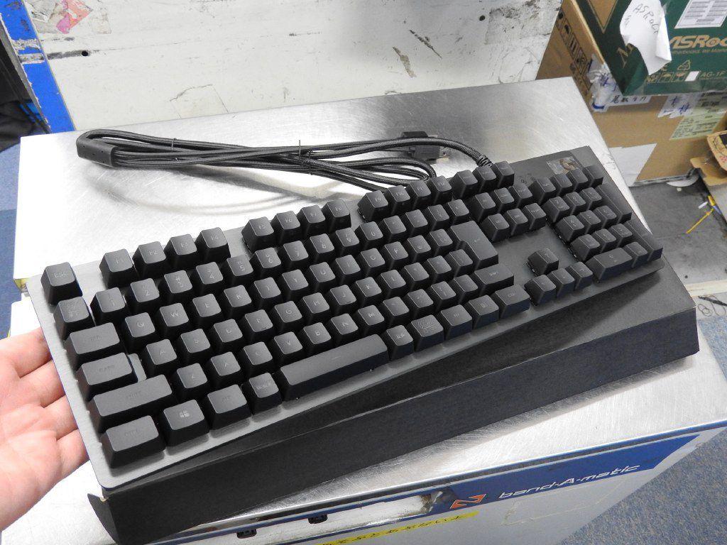Romer-Gスイッチ採用の新型ゲーミングキーボードがデビュー https://t.co/sZNJGqJuXV
