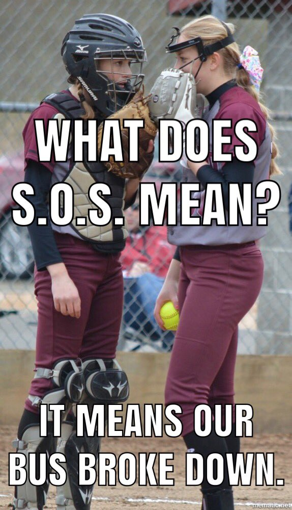 what does softball mean