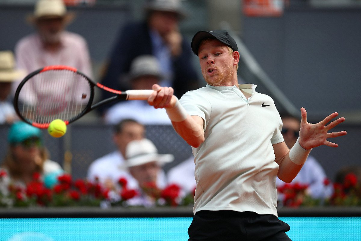 Kyle Edmund paired with Australian teenager Alex de Minaur as French Open first-round draw is made https://t.co/Fw7cALmwsS