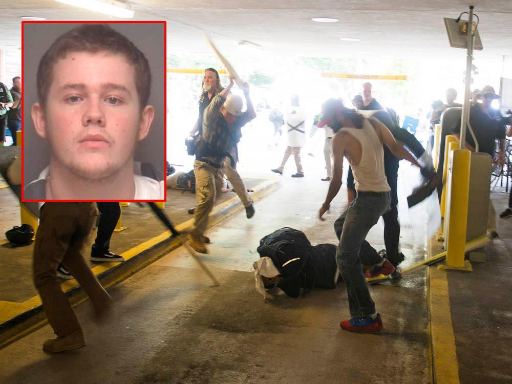 White nationalist found guilty in beating of black man during #Charlottesville rally. https://t.co/P5yYOuHs9D