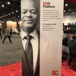 Love seeing the 2018 Chair of our #CRE Legislation & Regulatory Advisory Board looming larger than life in the @CCIM booth at #ICSCRECon! #GetRealtor