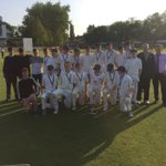 Image for the Tweet beginning: Congratulations to the Senior Cricket