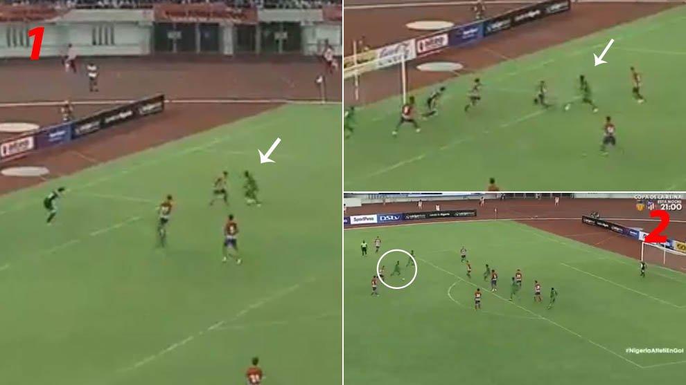 Los dos golazos que dejaron boquiabiertos al Atlético: triple recorte imposible y latigazo desde 20 metros ▶ videos.marca.com/v/0_6gj0gwl7-l…