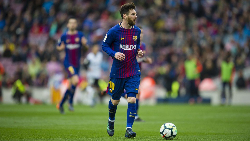 FC Barcelona 🏆🏆's photo on Messi