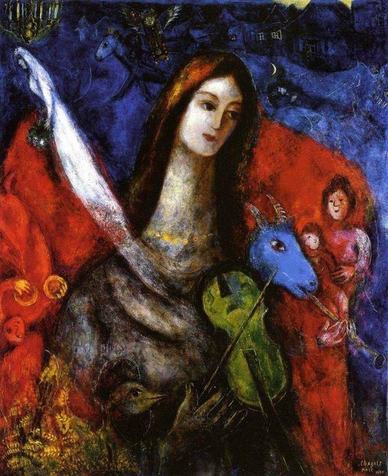 Marc #CHAGALL, &quot;BLUE CONCERT&quot; 1945 #art #arttwit #twitart #iloveart #artlover #ClassicalMusic #violin #concert<br>http://pic.twitter.com/1Y2sOvTRht