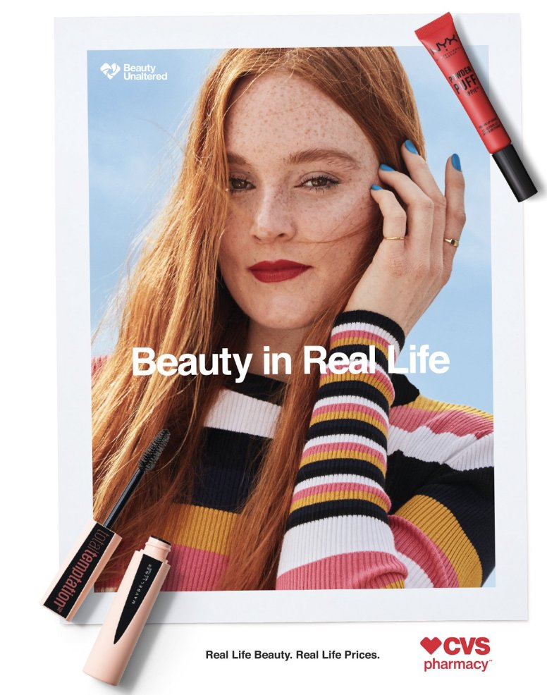 New exclusive #interview in partnership with @seeher2020 ! #SheReports recently spoke with @ndegreve of @CVSHealth about their move to no longer alter images of #women in its #beauty #marketing.  https:// bit.ly/2L5kfJi  &nbsp;    #retouching  #seeher #lifemagnified #interview #AENBuzz<br>http://pic.twitter.com/PhTg0ZPgne