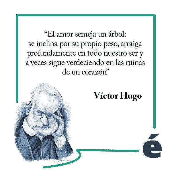 Fallece Poeta Escritor Francés Víctor Hugo Und íacomohoy