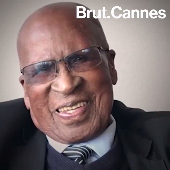 This 92-year-old #civilrights activist was imprisoned alongside @NelsonMandela for fighting racial injustice in #SouthAfrica. #AndrewMlangeni  #NelsonMandela #brutamerica #tuesdaythoughts #LivingTheLegacy #courage #humanrights #TheStateAgainstMandelaAndTheOthers #film #Cannes2018