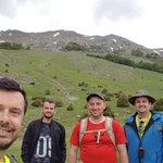 Image for the Tweet beginning: Great week spent in #Prespa!