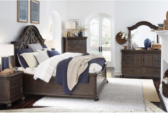 Mor Furniture On Twitter Our Bellamy Chestnut Bedroom Set Is Made