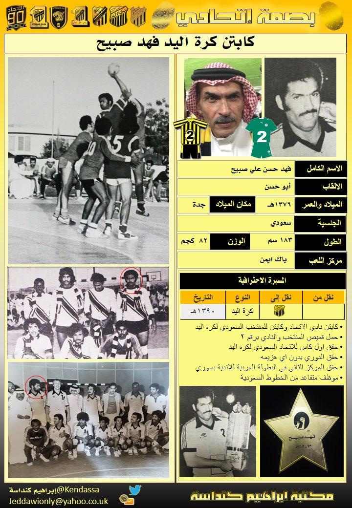 الــــــبصمة^لاعب كرة يد^كبتن الاتحاد والمنتخب^الميلاد1376^اللقب أبو حسن^ مــن هــو!؟