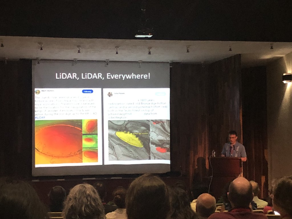 test Twitter Media - Sherman Horn (@EP_sherm3) presents new results of #lidar survey from the site of El Pilar, Belize (@OfficialElPilar) at #isa2018. Hidden features on lidar only reached by pedestrian survey. https://t.co/6uMSEeZH5d