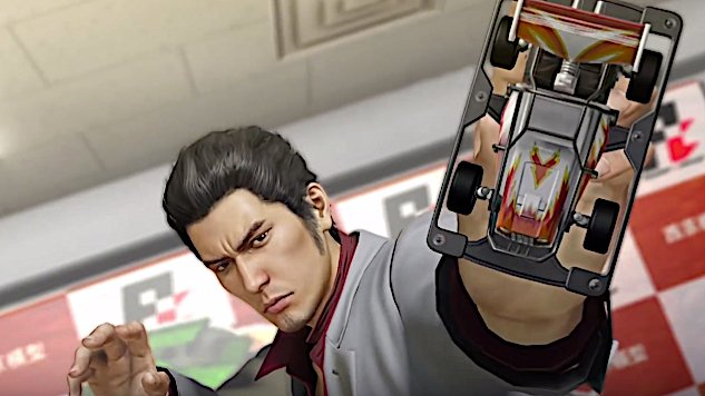 is working on remasters for yakuza 3, 4 and 5 for the playstation 4