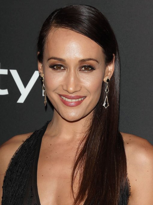 Happy Birthday Maggie Q