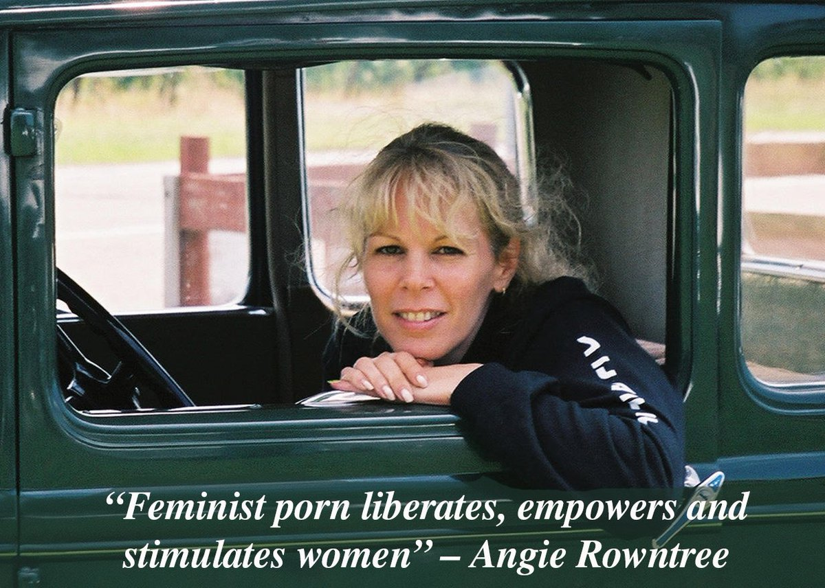 #FeministPorn liberates, empowers and stimulates!...