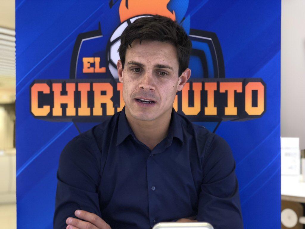 """🔴¡EN DIRECTO con @EduAguirre7 en FACEBOOK LIVE! """"VEO COSAS 👀 y TENGO CLARO el RESULTADO de la FINAL"""". ¡VENTE YA! facebook.com/ElChiringuitoT…"""