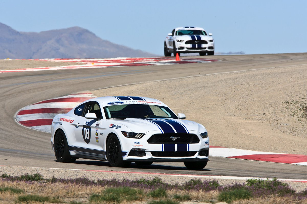 Ford Performance Racing School >> Ford Performance Racing School On Twitter Welcome Drivers