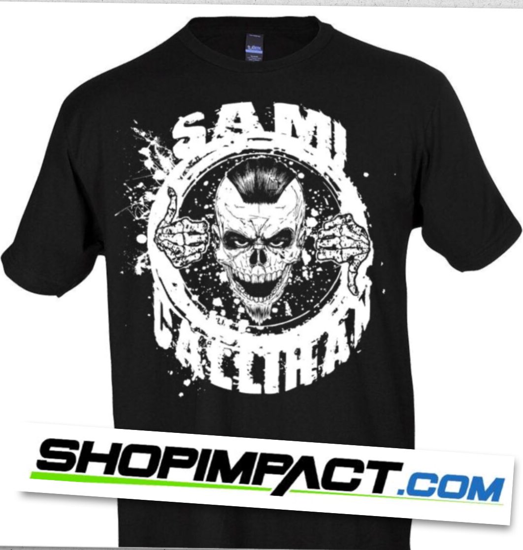 This is way better than any of the new @TheMooseNation or @MrGMSI_BCage shirts. BUY the NEW @shopimpactdeals Callihan shirt...NOW! LINK: impac.tw/SamiCallihan