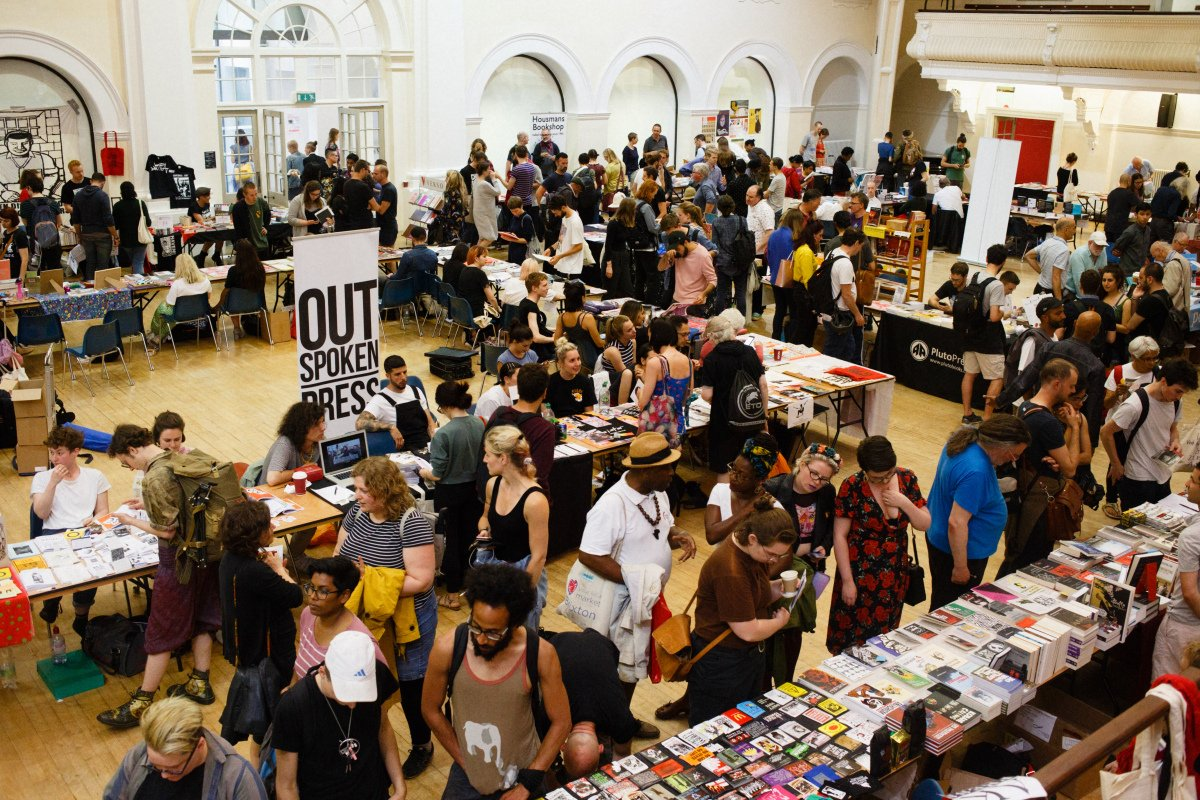 Image result for London Radical Bookfair