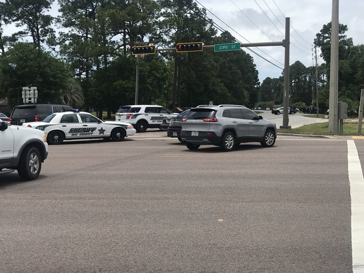 Still a very active situation near 23rd Street and Beck Avenue and Panama City. Witnesses reported 50-100+ shots fired. At least one injury reported. Avoid the area. Tune into NewsChannel 7 for live coverage. We have reporters on scene.