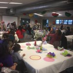 Image for the Tweet beginning: Parent Appreciation Luncheon at Orange