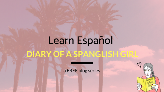 Lauren On Twitter Learn Spanish A Free Blog Series 5 Is Now