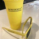 Sunnies & coffee. Two essential items for a busy property manager out and about onsite. We have awesome goodies to give away tomorrow at #irpmsem18. I heard our software was pretty good too. Looking forward to seeing you all there - KB #proptech #property #propertysoftware #irpm