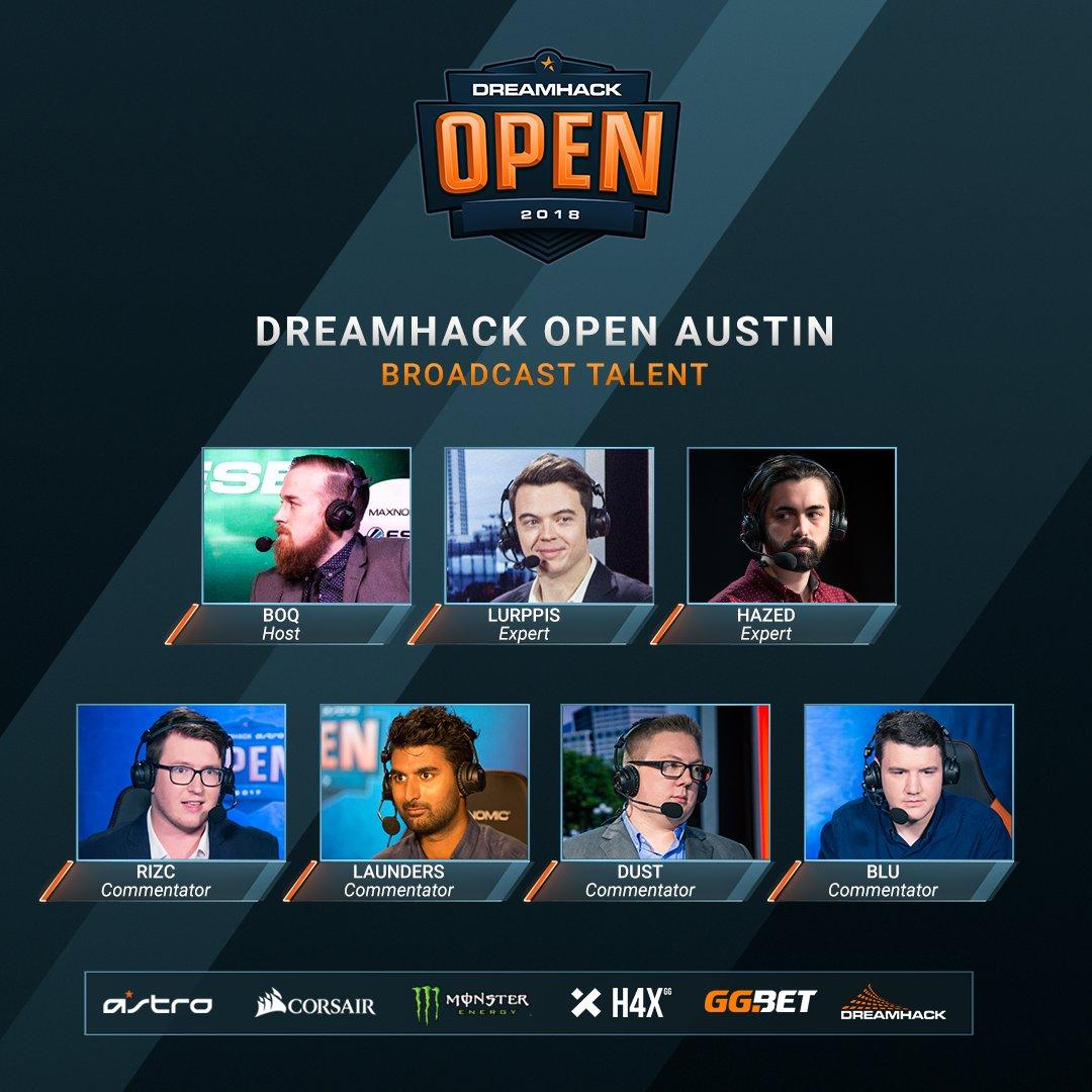 Dreamhack Austin Csgo Bracket