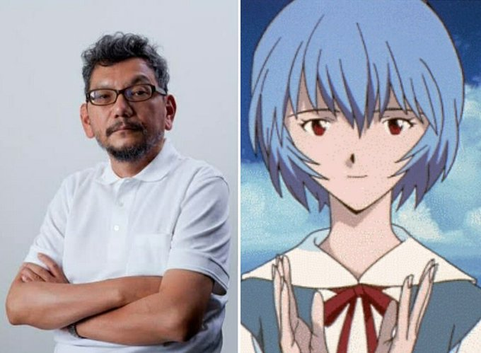 Happy Birthday Hideaki Anno!!