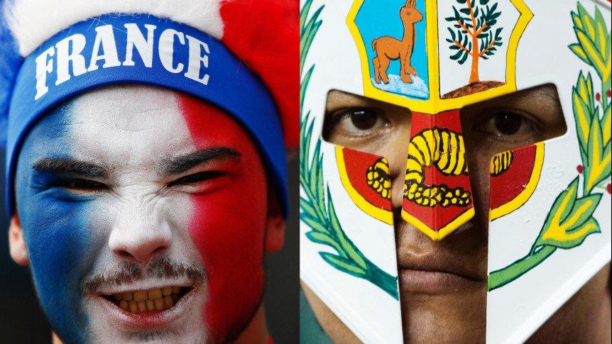 #TyCSportsMundial Perú, Francia y la camaradería previa a #Rusia2018: bit.ly/2IDn1nn