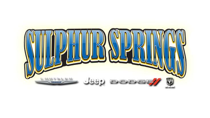 Sulphur Springs Dodge >> Sulphur Springs Tx Sscomdev75482 Twitter