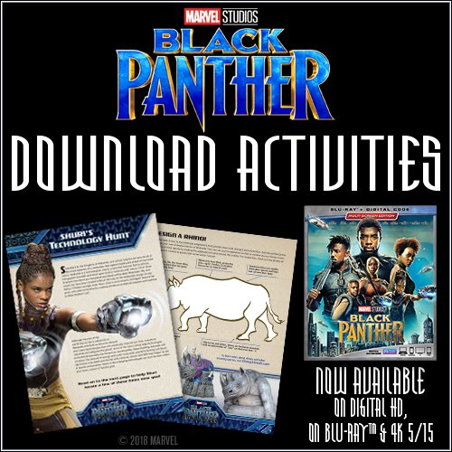 An absolute treasure trove are these FREE #BlackPanther #Printables! So much learning going on. Appropriate for ALL ages. I learned so much from this #downloadable set! Get With MARVEL Fun Facts from the Black Panther Movie! #WakandaForever #DisneyPartner bit.ly/2s0jA3Y