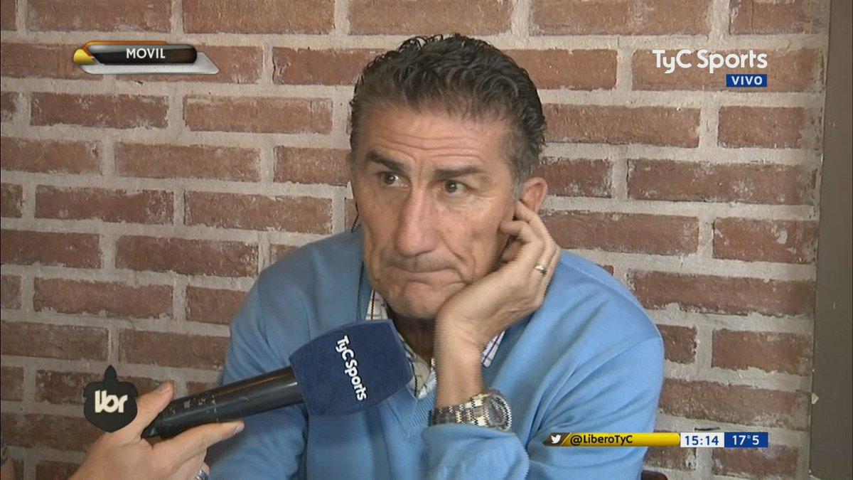 #SelecciónArgentina Bauza dialogó con @Liberotyc: Los jugadores mayores de 30 años no pueden jugar siete partidos en un mes: bit.ly/2x2aTem