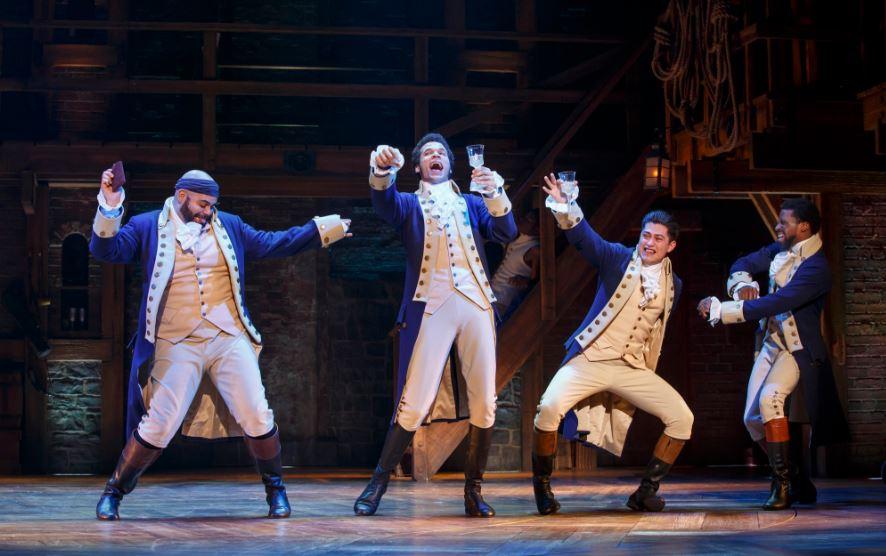 """Hamilton"" debuts in Atlanta – and so do $10 tickets to see it at @TheFoxTheatre! https://t.co/FkdUWOhqBE ��️ https://t.co/SkVXZMgub8"