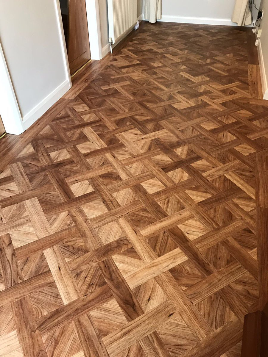Flooring 4 You Ltd On Twitter Amtico Basket Weave Installation Ed In Northwich Amticoflooring