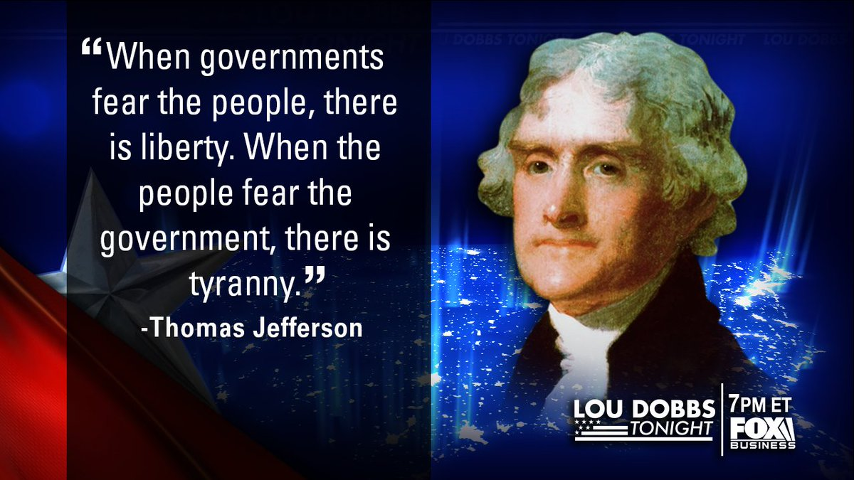 Tonight's #QuoteofTheDay is for the corrupt officials of both the DOJ and FBI. #MAGA #TrumpTrain #Dobbs