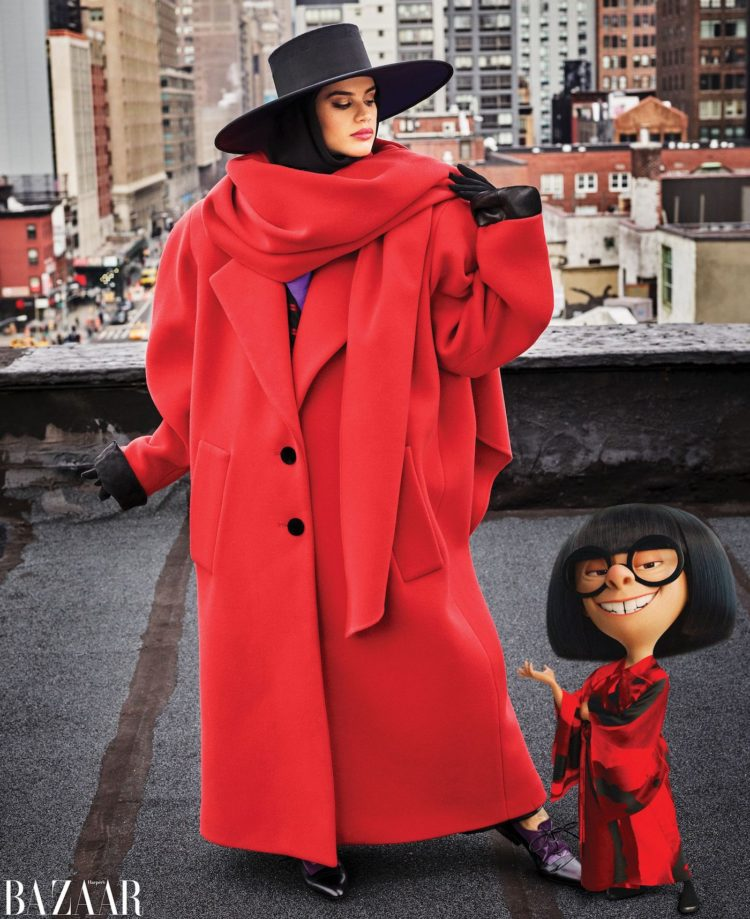 5 Things We Learned from Edna Mode's Interview in @harpersbazaarus (@DisneyStyle): https://t.co/XQs6BD0VLb #Incredibles2