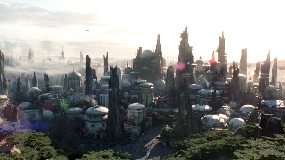 #Disney announces opening dates (kind of) for their #StarWars themed land, Galaxy's Edge: https://t.co/OLV0sCVNA2 https://t.co/izmRa52JV7
