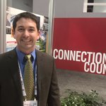 """It's a very nice benefit to be able to access the NAR booth for client meetings in a premium South Hall location at #ICSCRECon—Timothy Dougherty #CRE"